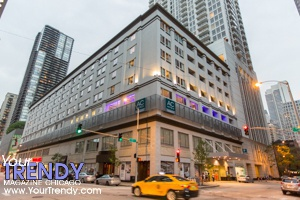 Ac hotel chicago debut for Trendiest hotels in chicago